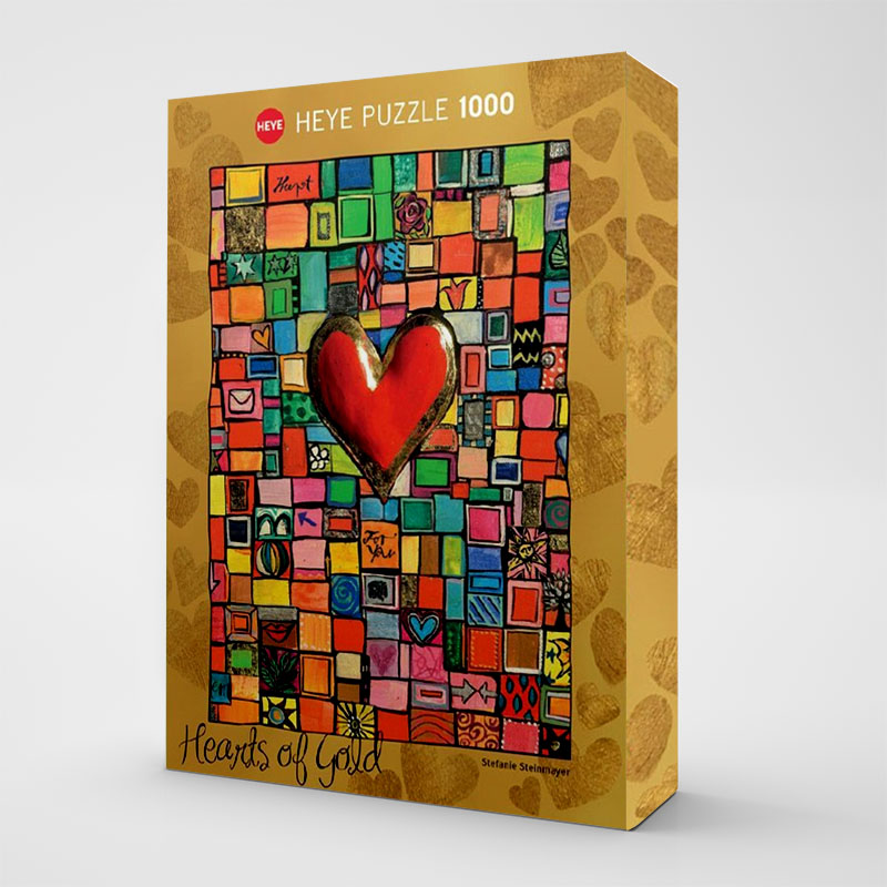 For You!, Heye 1000 parça puzzle